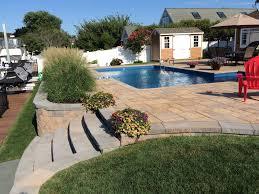 Long Island Patio by Suffolk County Backyard Renovations Islip Pool Patios Manorville