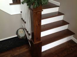 how to install hardwood floors on stairs titandish decoration