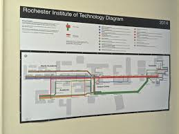 Rit Map Vignelli Transit Map Of The Rit Campus A Project I U0027ve Been