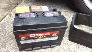 ford fusion battery larger oem motorcraft battery bxt 96r 590 fordfusionclub com