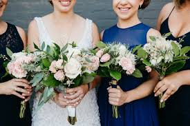 bridesmaid bouquets inspiring rustic and modern weddings flowers for dreams