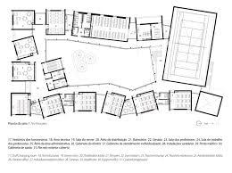 Server Room Floor Plan by Gallery Of Sobrosa Cnll 9