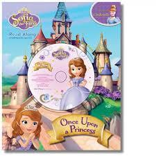 sofia princess storybook cd