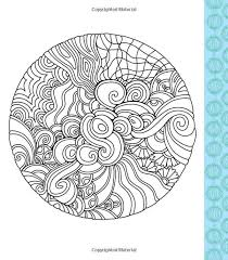 20 color stress free coloring book images