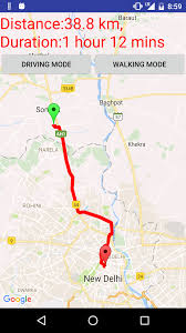 Google Maps Shortest Route Multiple Destinations by Google Maps Distance Calculator Using Google Directions In Google