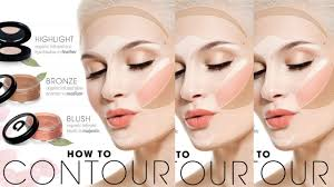 how to contour for your face shape makeup tutorials 2016 tips4s