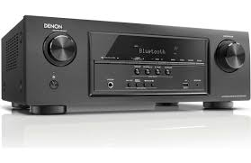 denon home theater receiver denon avr s510bt 5 2 ch home theater receiver w bluetooth b stock