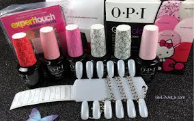 hello kitty by opi gelcolor collection 6pcs gc984