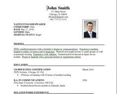 how to format a professional resume resume format a resume professional resume