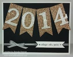 easy to create happy new year card