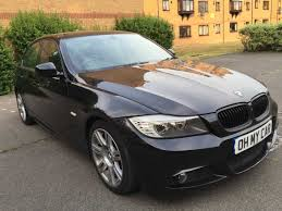 2009 bmw 3 series saloon 320i m sport 4dr