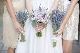 wedding flowers lavender sweet tennessee traditional church wedding