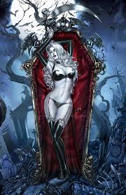 smite halloween chest lady death by kromespawn on deviantart beauty and female