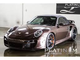 2008 porsche 911 turbo cabriolet 2008 porsche 911 turbo cabriolet techart tubi 850hp upgrades