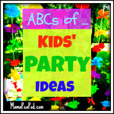 kids party ideas pea pod abcs of kids party ideas party themes from u to z