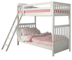 Antique White Bunk Beds Furniture Arielle Bunk Bed In Antique White 352 Br07t