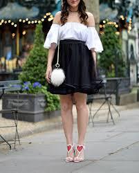 naomy stern couture custom tulle skirt white heart louboutins