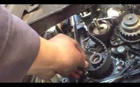 2002 honda accord change how to replace timing belt 97 02 honda accord