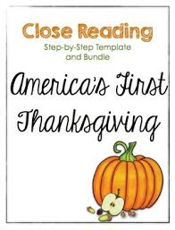 thanksgiving reading bundle the thanksgiving
