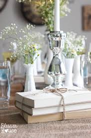 thrifty 30 spring to summer tablescape