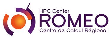 urca reims bureau virtuel centre de calcul régional romeo