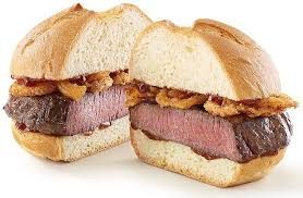 who is the spokesperson for arbys 2015 mega share movie arbys secures venison to release limited edition sandwich daily