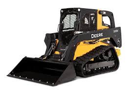 333e compact track loader john deere us
