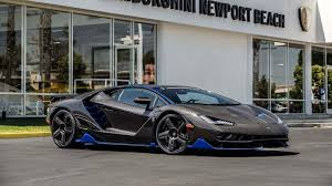 cars lamborghini blue first lamborghini centenario in the u s shows up in cali