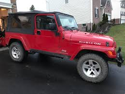 lj jeep for sale picked up an lj jeep wrangler forum