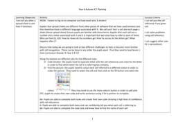using spreadsheets and database by icklekid teaching resources tes