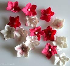 diy how to make a gum paste or fondant petunia karen u0027s sugar