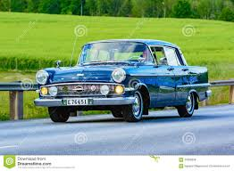 opel kapitan editorial stock photo image 56589958