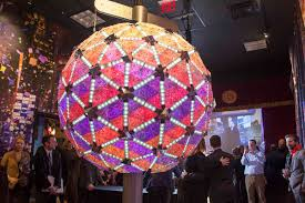 lighting world staten island get up close and personal with the times square centennial new