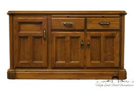 high end used furniture richardson brothers 56 u2033 oak console