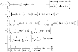 laplace transform table calculator laplace transforms and circuit analysis