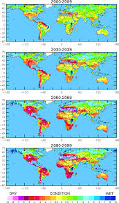 United States Climate Regions Map by Climate Change Drought May Threaten Much Of Globe Within Decades