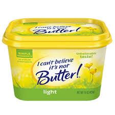Light Spread I Can T Believe It S Not Butter