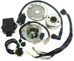 performance racing magneto stator rotor kit dirt bike lf lifan 140