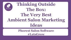 Best 25 Salon Promotions Ideas Salon Marketing Ideas Best Market 2017