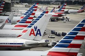 american airlines passengers complain lifeless body of woman