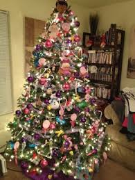 my little pony christmas tree by unicornkiddo deviantart com on