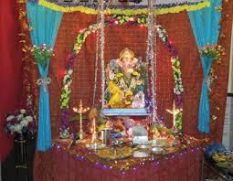 ganesh festival 2017 mumbai decoration ideas at home happy