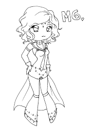chibi messier 6 coloring page by pandanalove on deviantart