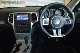 Jeep Grand Cherokee Srt Interior 2017 Jeep Cherokee Srt8 News Reviews Msrp Ratings With