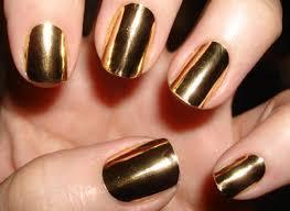 amazon com gold nail foil wraps polish strips stickers for