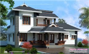 kerala house plan 2200 sq ft