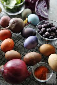 natural easter egg dye recipes tried and tasty