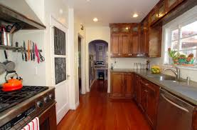 Galley Kitchen Photos Fantastic Space Saving Galley Kitchen Ideas