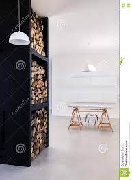 chauffage bureau haut support pour stocker le bureau d intérieur et minimaliste de