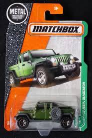 matchbox jeep willys nice awesome 2017 matchbox u002717 jeep gladiator 1 64 scale bnip 2017